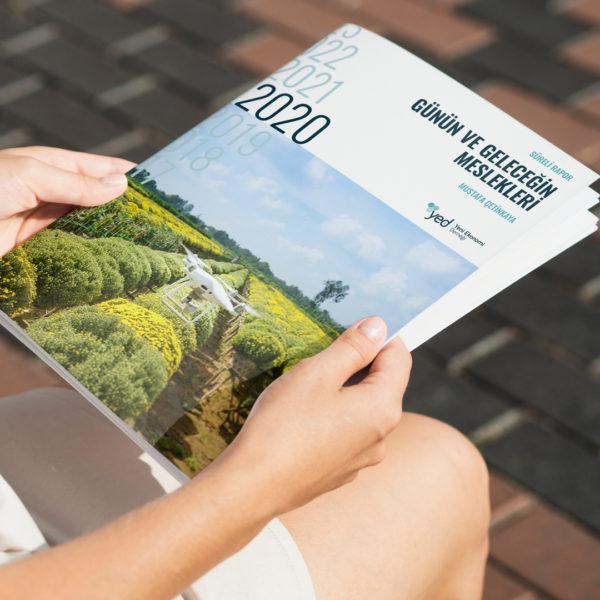 Günün ve Geleceğin Meslekleri Raporu 2020